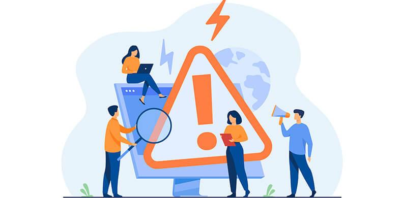 Advertência Por Falta ou Atraso no Trabalho
